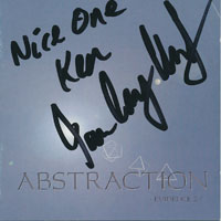 Abstraction cover art