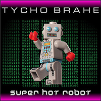Super Hot Robot cover art